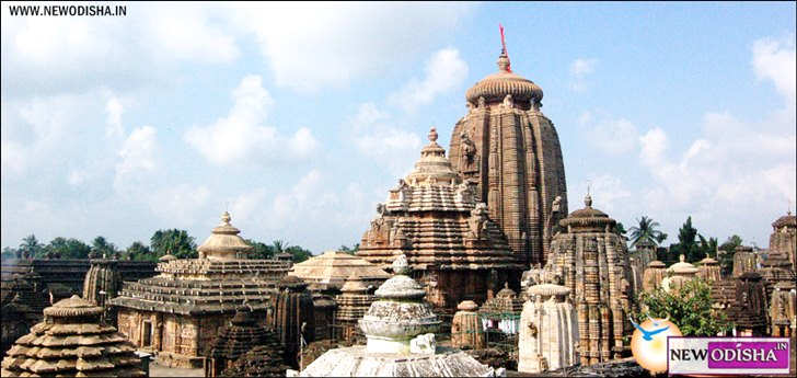 Lingaraj Temple of Odisha