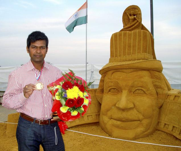 Biography of Sudarshan Pattnaik