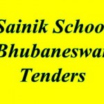 sainik school tenders