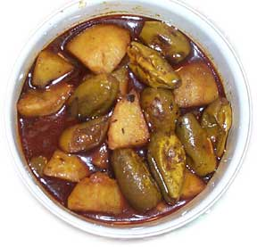 Aloo Potala Rasa - Odia Food