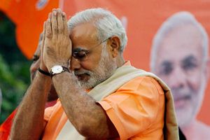 Watch Live Narendra Modi swearing-in at 6 pm