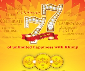 Khimji 77 Years Celebrating