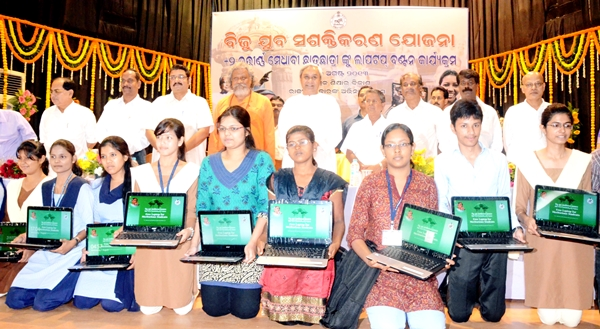 Laptops for Students in Odisha