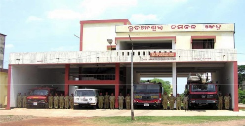 Bhubaneswar Fire Office