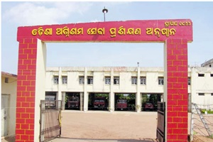 Odisha Fire Service Exam