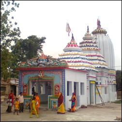 Deulajhari Temple of Angul