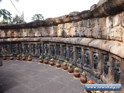 64 Yogini Temple in Odisha