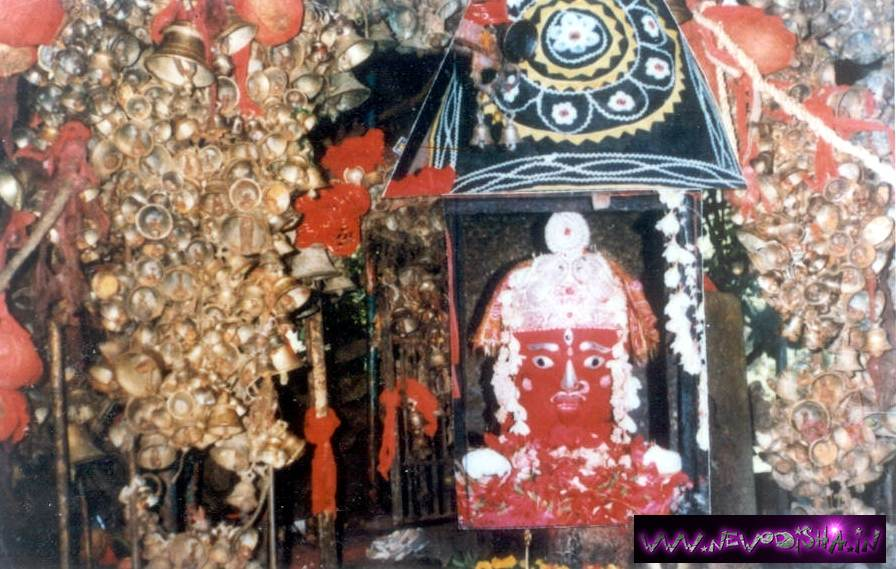 Maa Ghanteswari Temple of Sambalpur