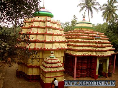 Mahavinayak Temple in Odisha