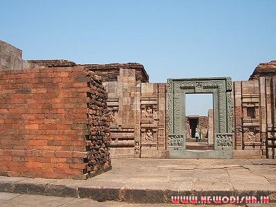 Ratnagiri Musium Entrance Gate of Jajpur - Phto by NewOdisha.in