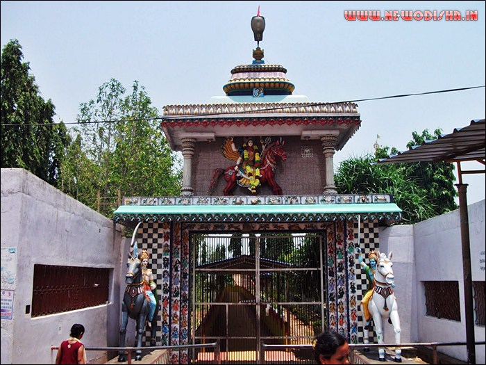 Siddha Bhairavi Temple of Ganjam