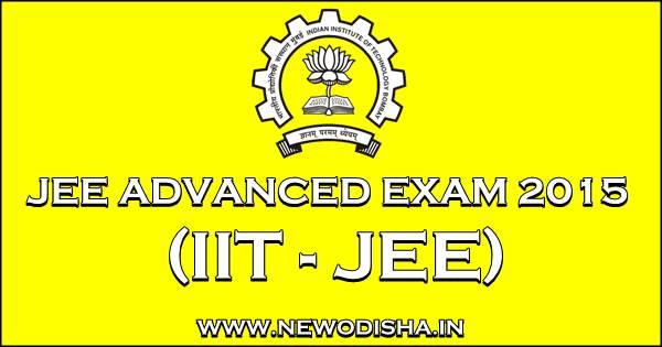 Online Registration For JEE Advanced 2015