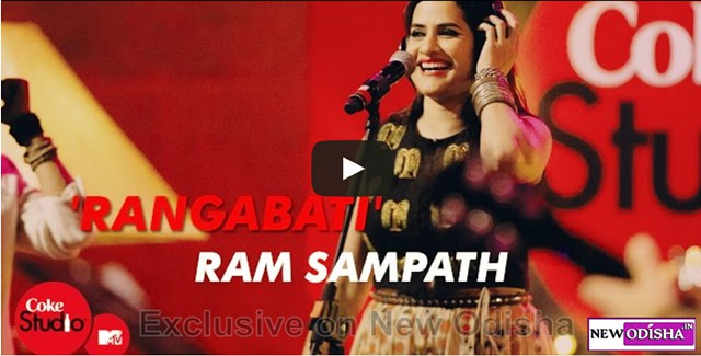 Rangabati Full Song Download of Sona and Rituraj in MTV Coke Studio
