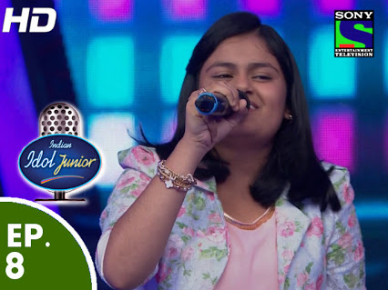 Ananya Sritam Nanda 16th August 2015 Indian Idol Junior Singing Video
