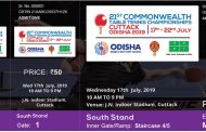 21st Commonwealth Table Tennis Championship: Online ticket sale begins