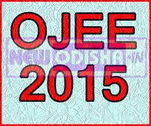 Online Odisha Joint Entrance Exam (OJEE) 2015 Application form Fillup Started