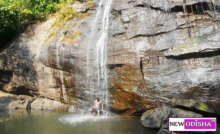 Deojhar Waterfall of Narasinghpur, Cuttack