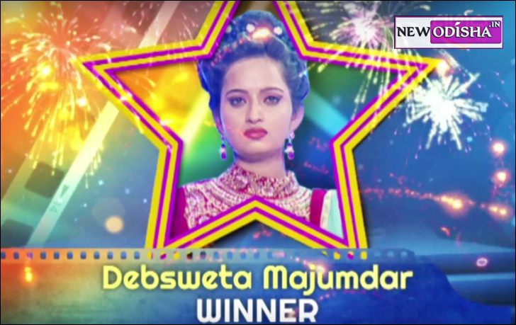 Debsweta Majumdar is the Winner of Mu Bi Heroine Hebi Season 3