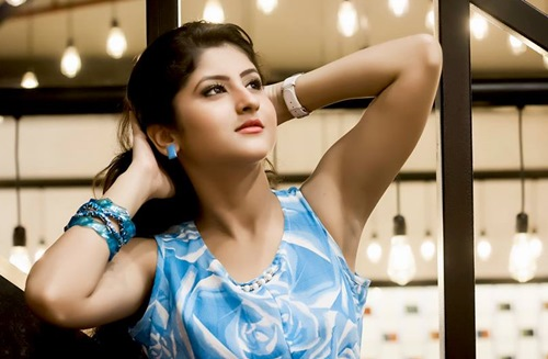 Odia Actress Shivani Hot and Beautiful Photo Gallery