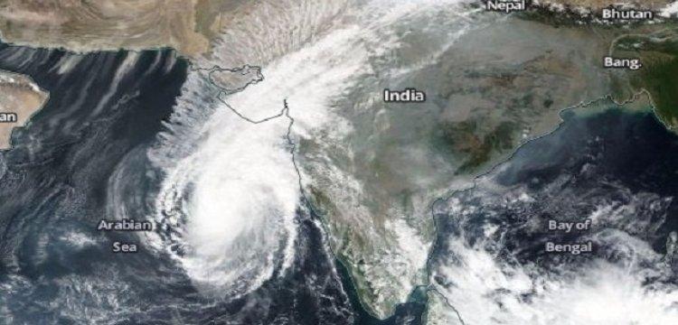 Cyclone Vayu to hit Gujarat, Maharashtra, Lakshadweep
