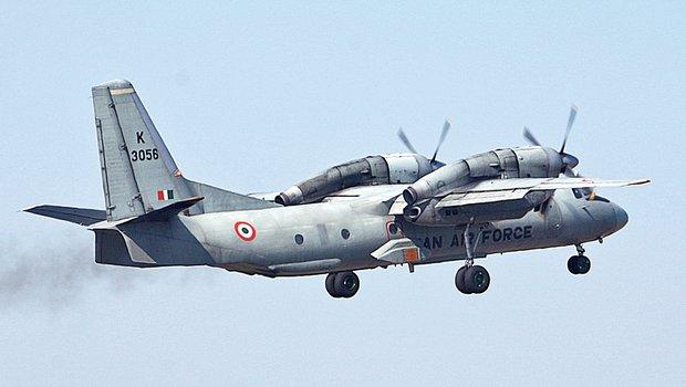 Missing IAF AN-32 aircraft wreckage found in Arunachal Pradesh